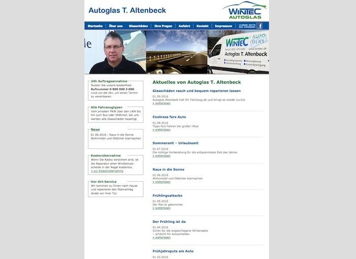 Referenzen Altenbeck 1