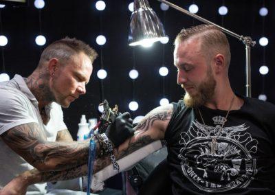 Wildcat – Tattoo Convention Dortmund