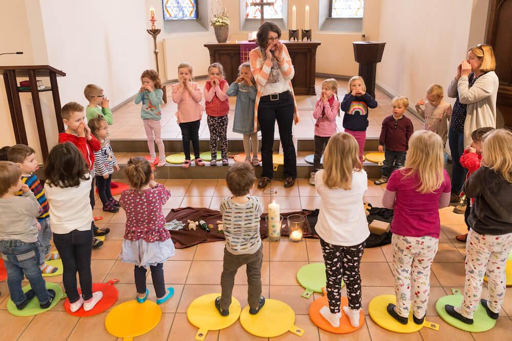 Kindergartengottesdienst