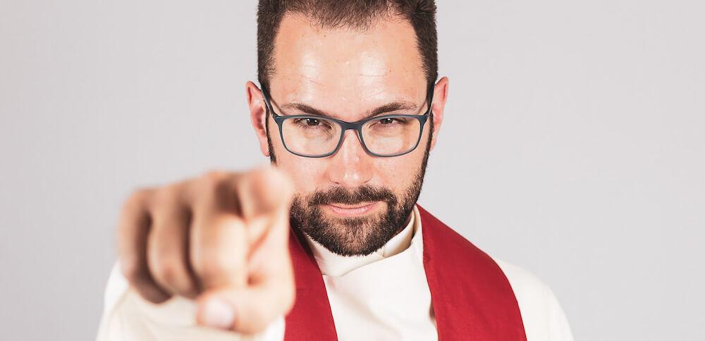 Pfarrer Steffen Riesenberg